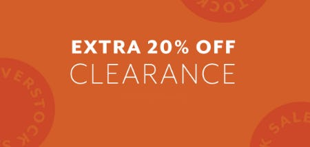 Extra 20% Off Clearance from Sur La Table