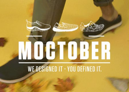 Moctober ft. Best-Selling Juno Clog from Merrell