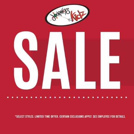 SUMMER SALE! from Journeys Kidz