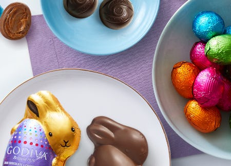 Post-Easter Sale: Up to 50% OFF Select Gifts from Godiva Chocolatier