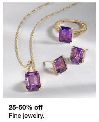 25-50% Off Fine Jewelry from macy's