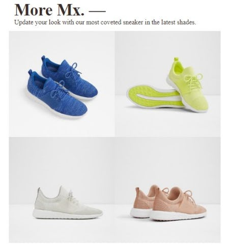Shop New Arrivals from ALDO Shoes