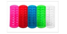 Proctor Silex Set of 5 Ice Cube Trays NOW ONLY $3.97 from Kitchen Collection