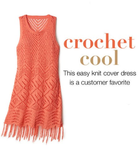 Crochet Cool from Everything But Water
