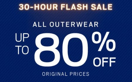 All Outerwear up to 80% Off Original Prices from Men's Wearhouse