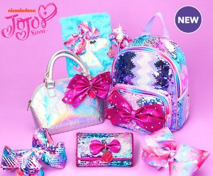 Shop New JoJo Siwa from Claire's