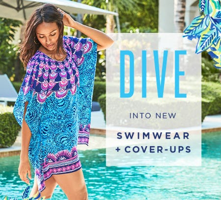 New Swim Collection from Lilly Pulitzer
