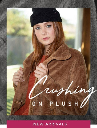 Crushing on Plush
