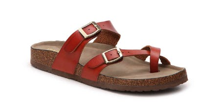 Madden Girl Bryceee Flat Sandal from DSW Shoes