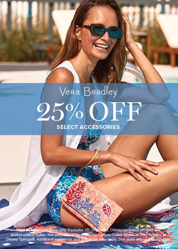 Pretty Little Things from Vera Bradley
