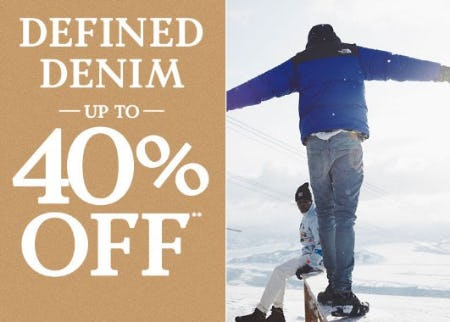 Defined Denim up to 40% Off from PacSun