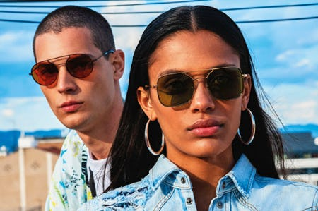 Introducing New Tinted Glasses from Diesel