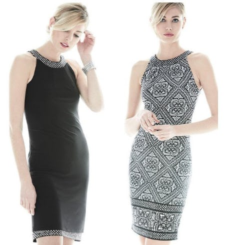 Two Looks in One Dress from White House Black Market