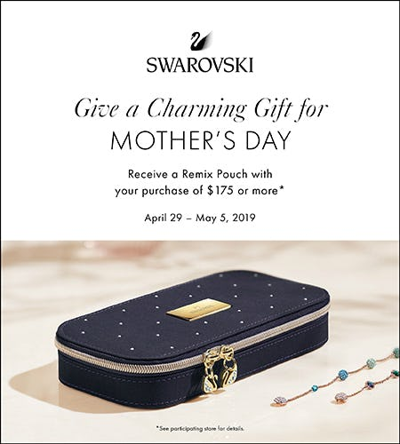 a728f162f8d Sparkling gift for Mom! from Swarovski