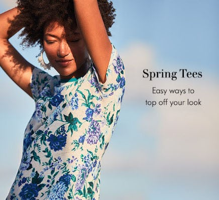 Spring Tees from Neiman Marcus