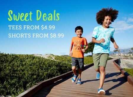 Sweet Deals from Eddie Bauer