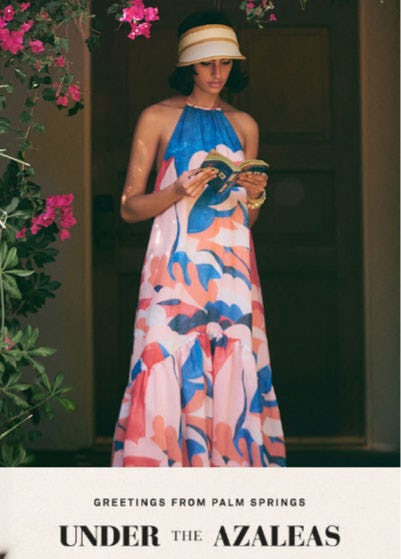 Shop New Dresses from Anthropologie