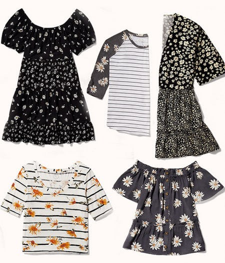 The New Fresh Prints of Summer