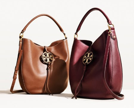 The New Miller Hobo from Tory Burch