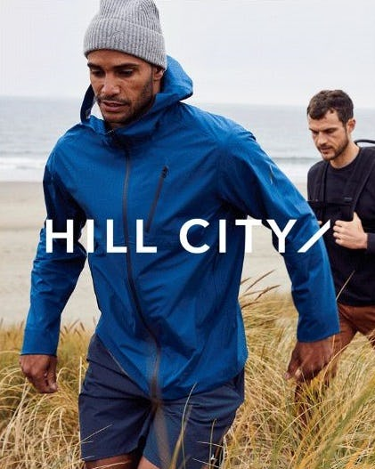 Hill City Is Finally Here from Athleta