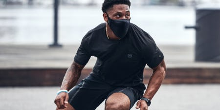 The Masks Made for Athletes