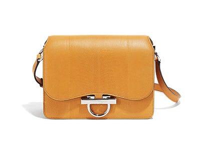 Our Classic Flap Bag from Salvatore Ferragamo