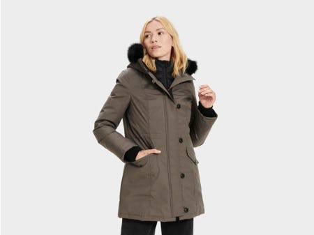 The Adirondack Parka from Ugg