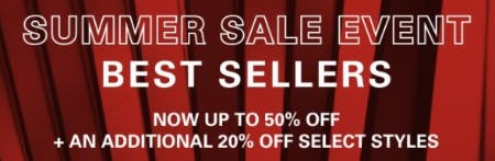 Summer Sale Event now up to 50% Off from Boss