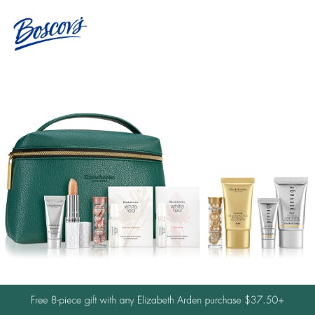 Elizabeth Arden Gift with Purchase from Boscov's