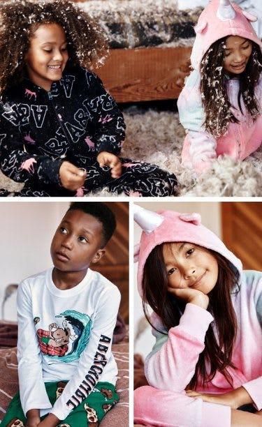 Soft & Cozy PJ's from Abercrombie Kids