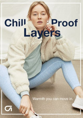 Chill Proof Layers from Gap
