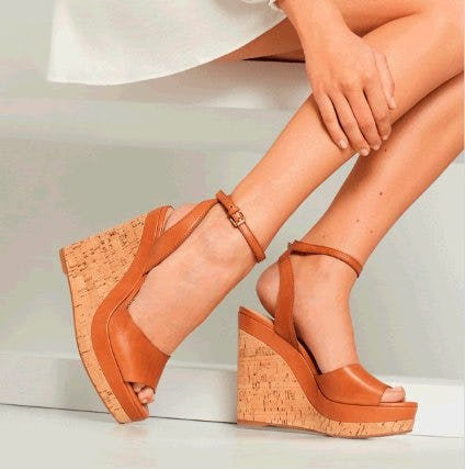 The Perfect Garden Party Wedges from ALDO Shoes