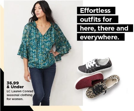 $36.99 & Under LC Lauren Conrad Seasonal Clothing for Women