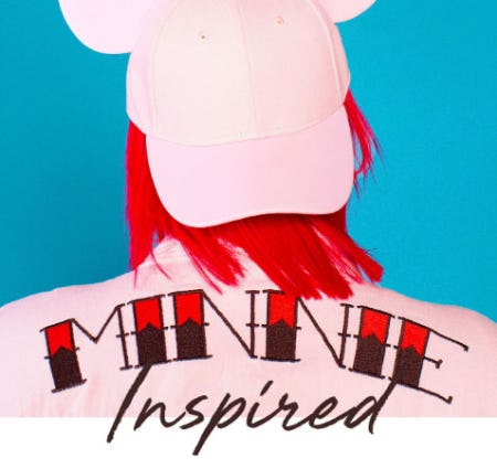Just In: Minnie Must-Haves by Cakeworthy