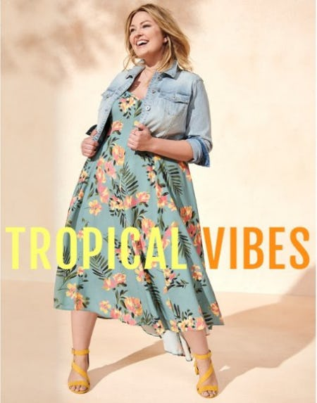 Tropical Vibes from Torrid