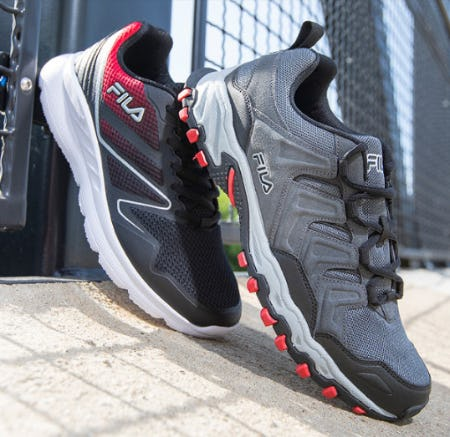 Fila Comfort for Dad from Shoe Carnival