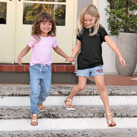 MIA Janie Sandal for Kids