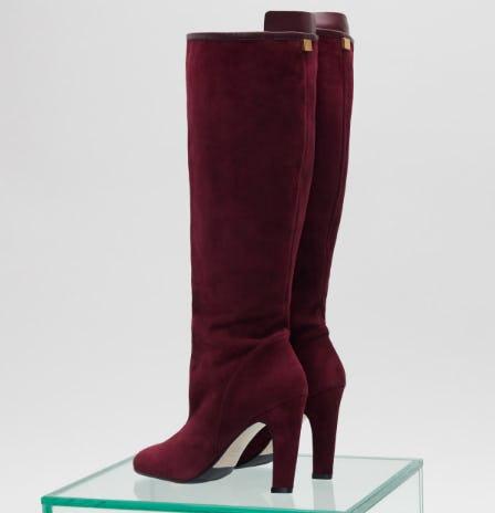 Exclusive Suede Boots from STUART WEITZMAN