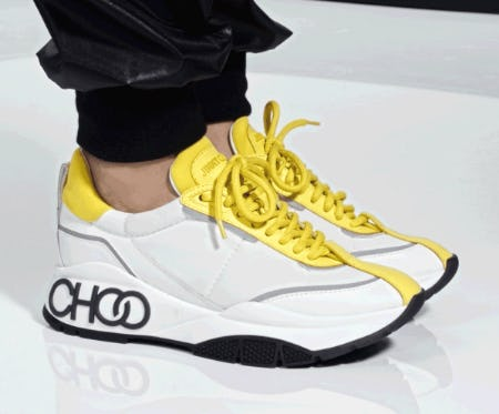 Chunky Sneakers Collection from Jimmy Choo