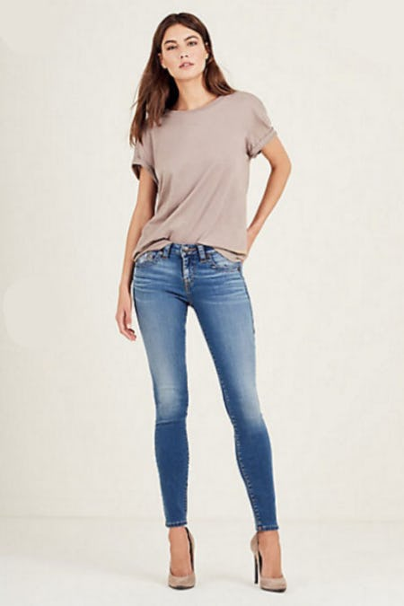 Halle Super Skinny Womens Jean