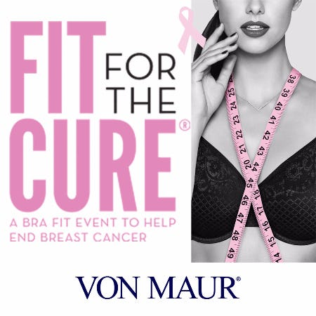 Wacoal Fit For The Cure from Von Maur