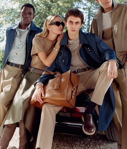 Spring/Summer Collection from Salvatore Ferragamo