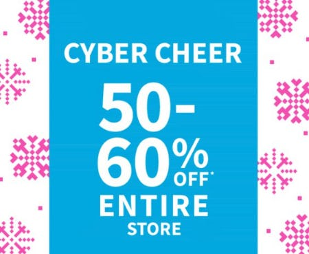 50-60% Off Entire Store from Carter's