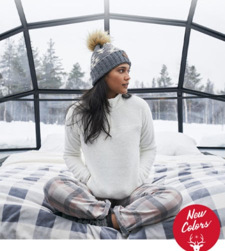 Kick Back in our Ultrasoft Sleep Pants from Eddie Bauer