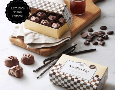 Vanilla Chocolate Chip from See's Candies