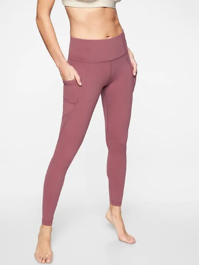 Stash Pocket Salutation Tight from Athleta