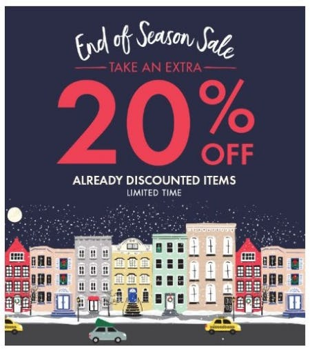 Extra 20% Off Already Discounted Items from Paper Source