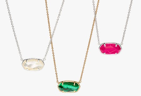 Your Faves in Sterling Silver & Gold Vermeil from Kendra Scott