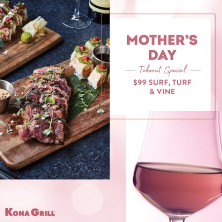 Mother's Day Basket | Kona Grill from Kona Grill