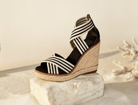 9cfc951cea2 The Espadrille Edit at Tory Burch